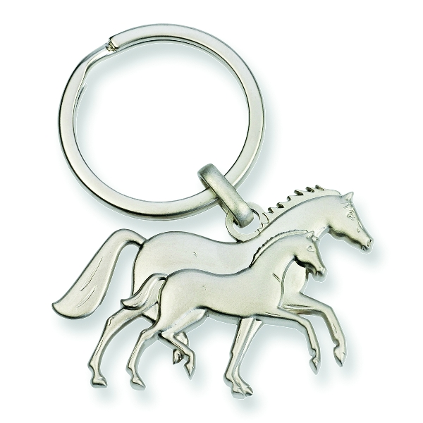 3D Keychain - Mare and Foal
