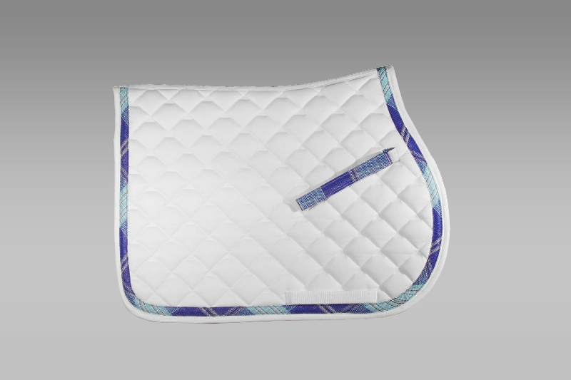 Kensington All Purpose Saddle Pad with Textilene Trim