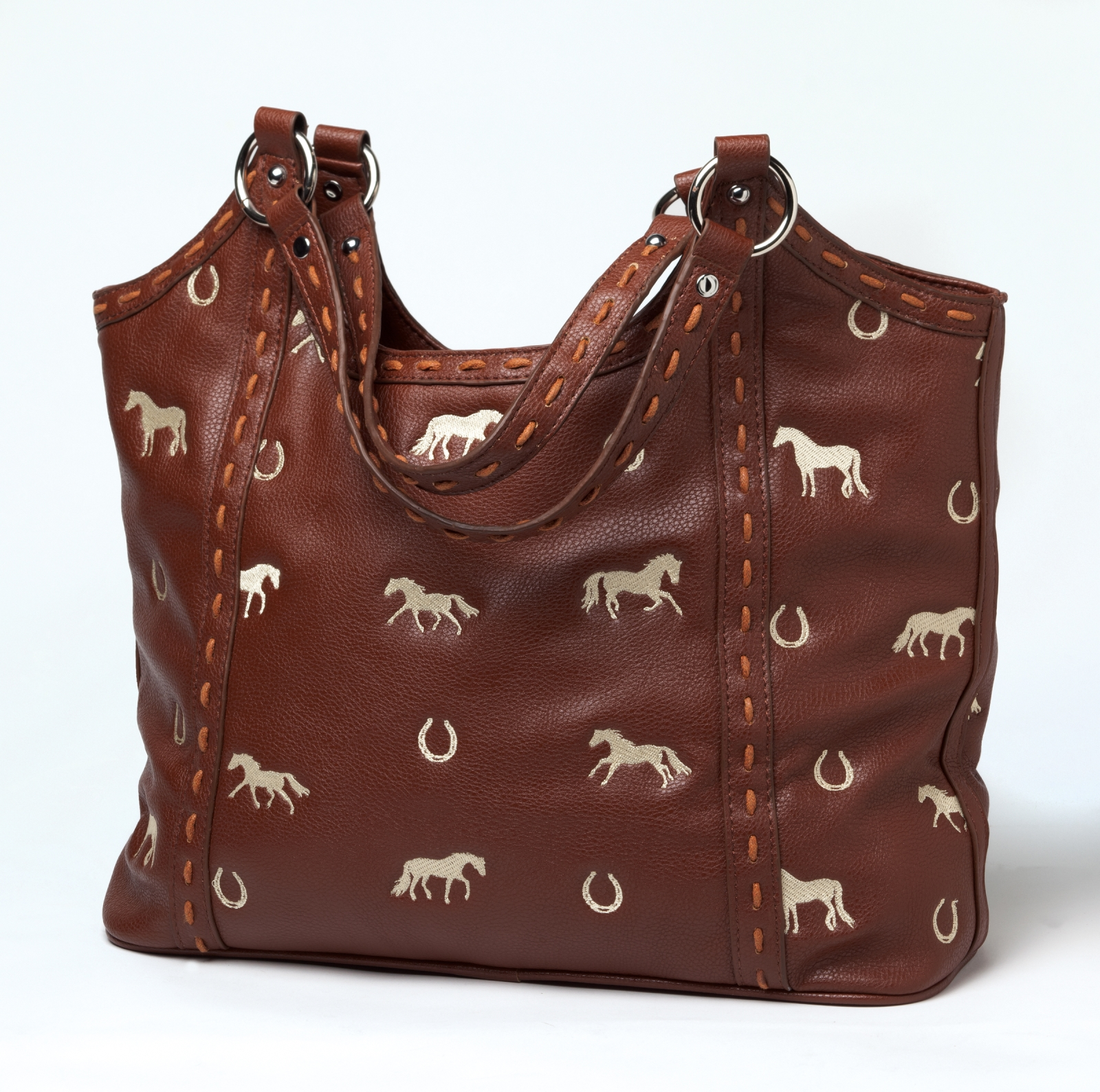 Ladies' Horse and Shoe Handbag