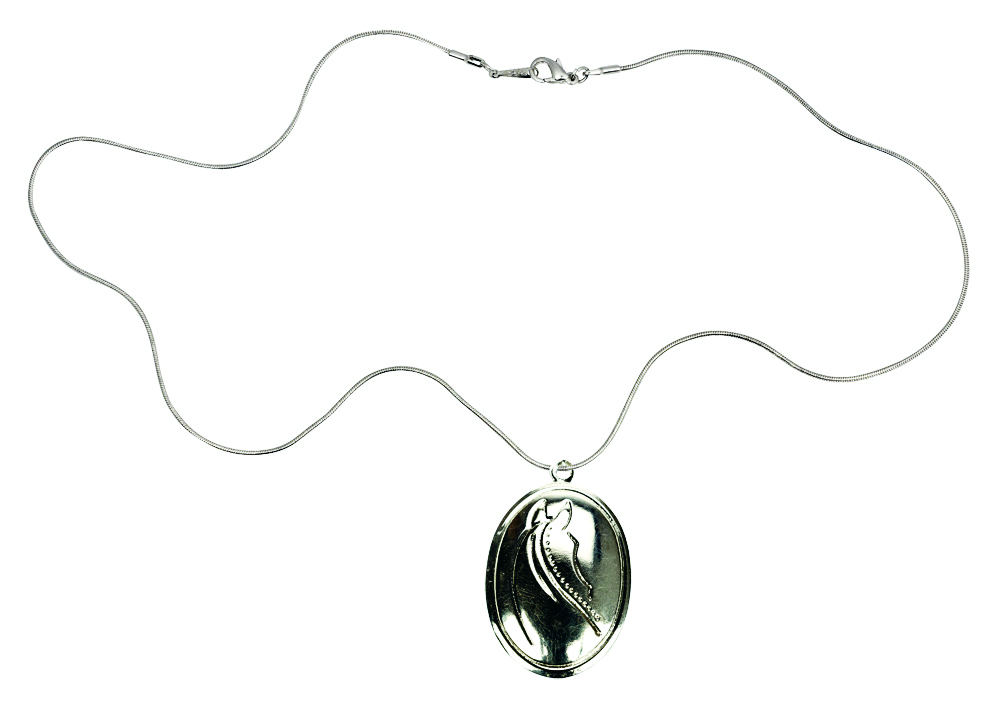 Equestrian Theme Locket