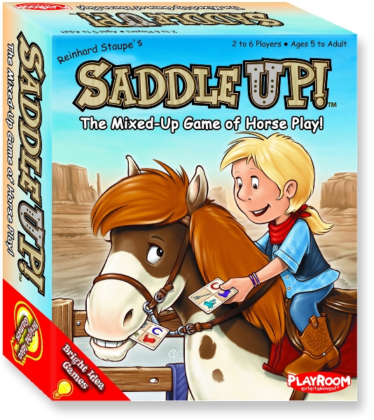 ''Saddle Up'' Game