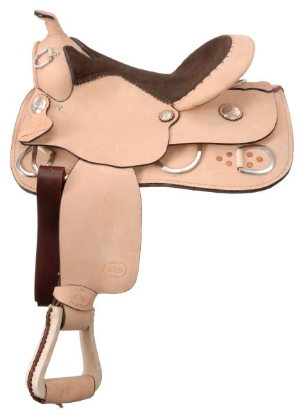 Youth Training Saddle