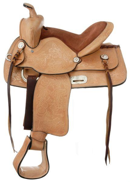 King Series Montana Youth Saddle