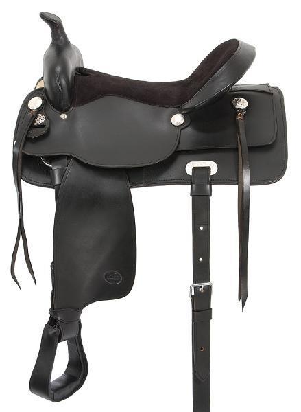 King Series Pleasure Trail Saddle