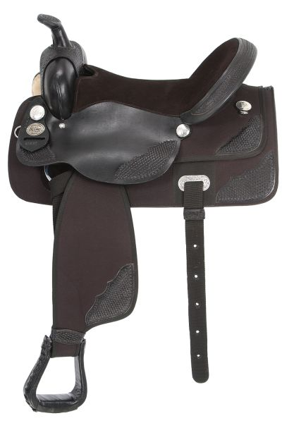 King Series Prestige Synthetic Saddle
