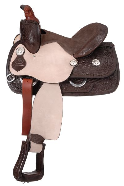 King Series Allen Roper Saddle