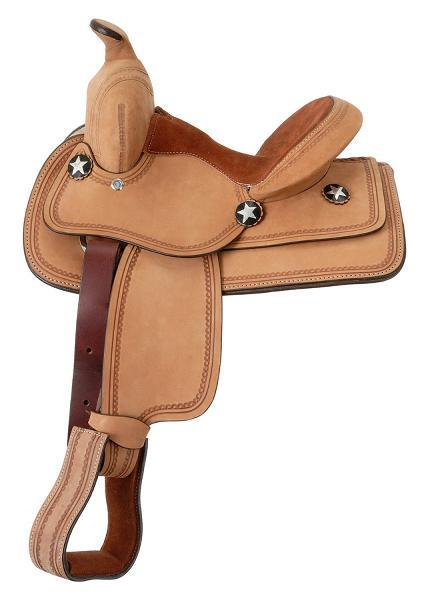 King Series Bobcat Competition Saddle