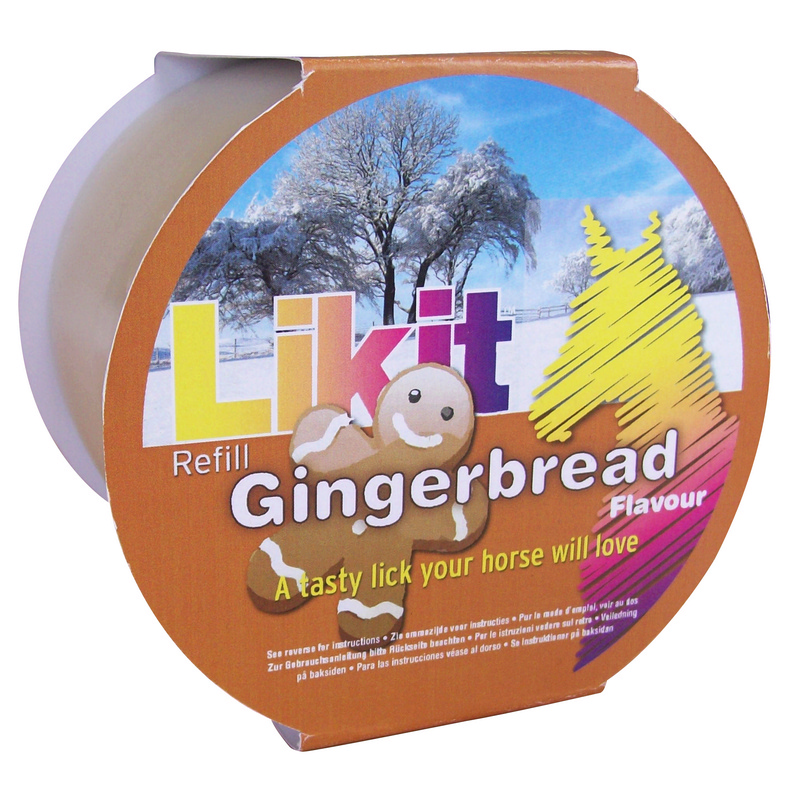 LIKIT Limited-Edition Gingerbread Refill