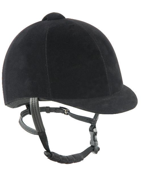 IRH Medalist Velveteen Riding Helmet