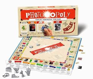 PHOTO-OPOLY: The Board Game That's all about You !