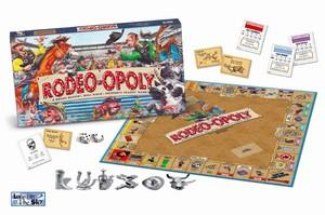 RODEO-OPOLY: The Board Game