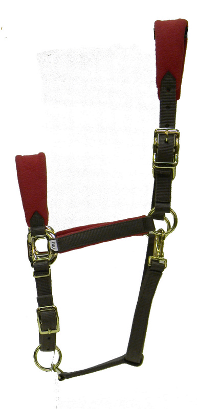 Lami-Cell Fleece Halter