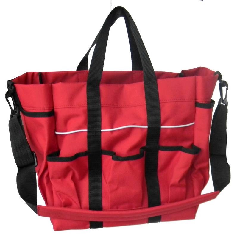 Lami-Cell Stable Tote with Carry Strap