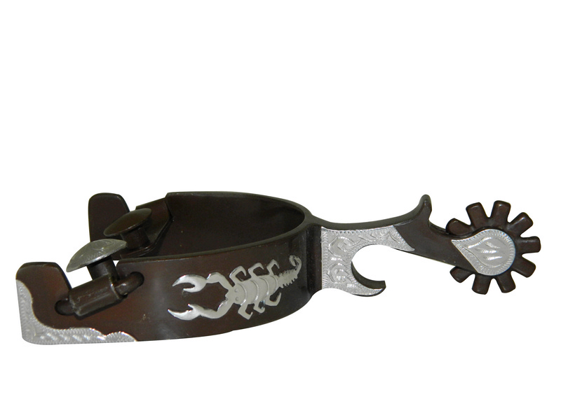 Metalab Santa Fe Scorpion Bottle Opener Spur