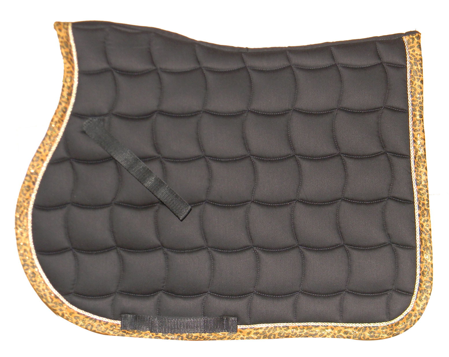 Lami-Cell Leopard All-Purpose Saddle Pad