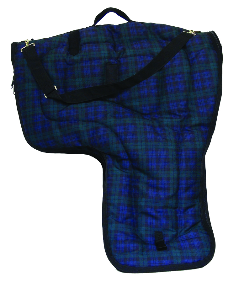 Lami-Cell Monroe Western Saddle Case