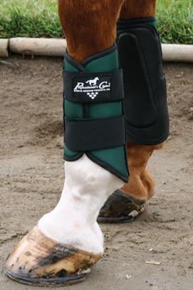 Professionals Choice VenTECH Ballistic Brush Boots