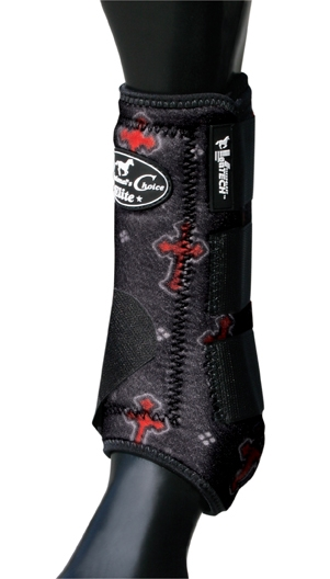 Professionals Choice VenTECH Elite Sports Medicine Boot - Rear