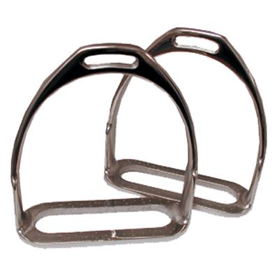 Coronet Prussian Polo Stirrup Irons