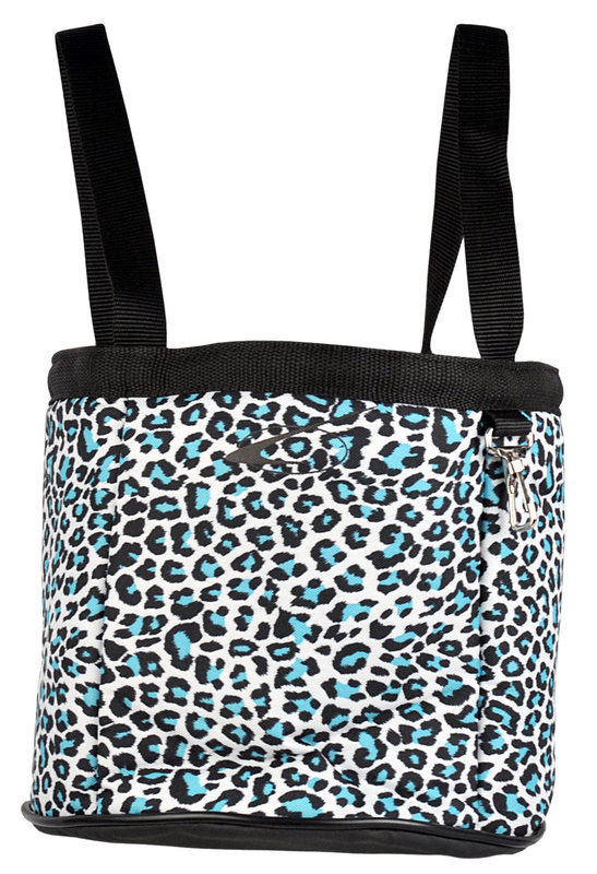 Lami-Cell Snow Leopard Small Stable Tote