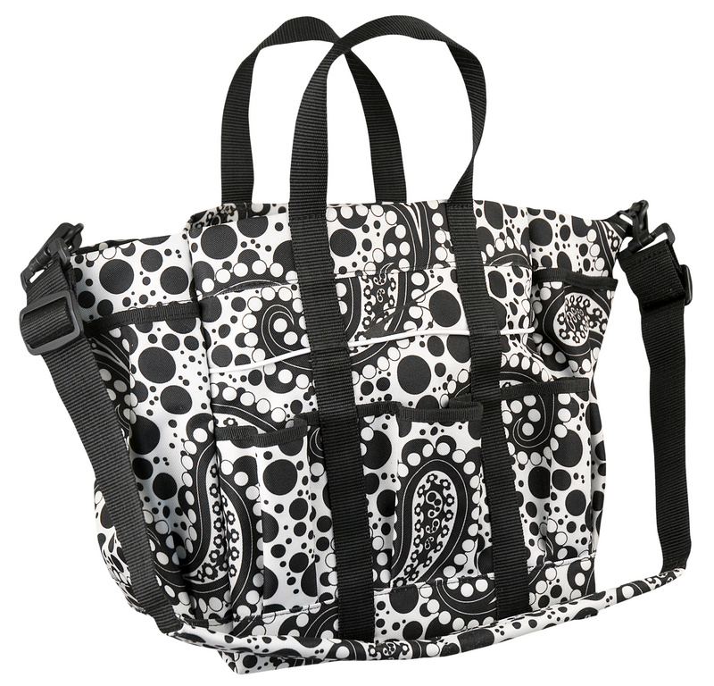 Lami-Cell Paisley Large Stable Tote