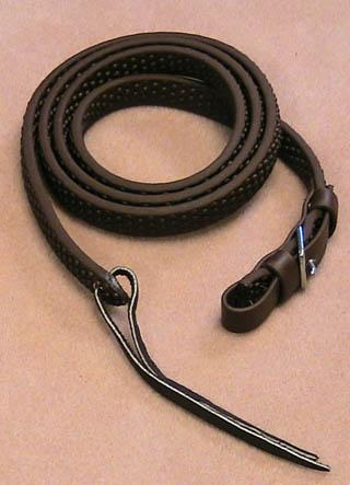 Dr. Robert Cook Bitless Bridle Soft-Grip Beta Reins
