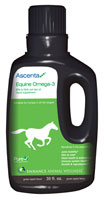 Enhance Animal Equine Omega 3 Liquiduid