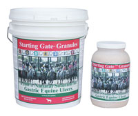 Sbs Equine Starting Gate Granules