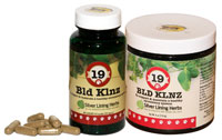 Silver Lining Blood Klenz Powder