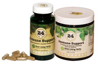 Silver Lining Immune Support Powder