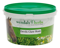Wendals Herbs Devils Claw Root