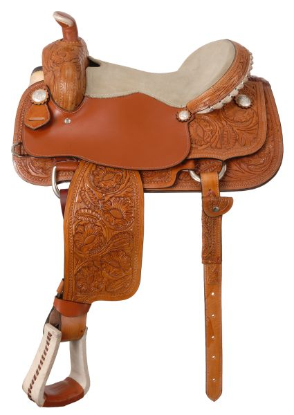 Royal King Richmond Team Roper Saddle