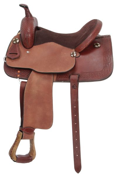 Royal King Pro All Around Ladies Trail & Competition Saddle