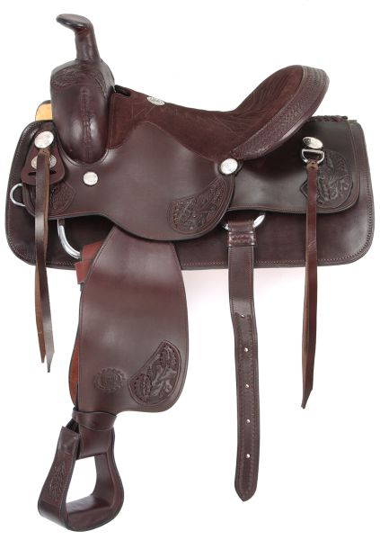Royal King Mirage Trail Saddle