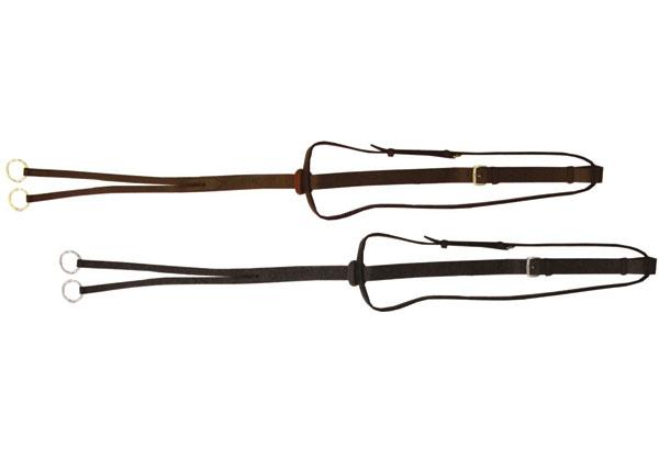 Amigo Martingale with Rubber Stopper