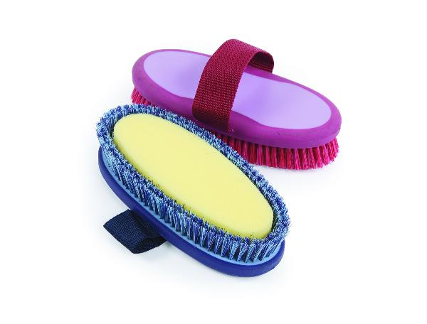Ezi Groom Body Wash Brush