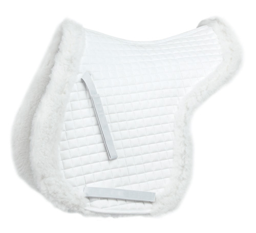 Contoured Saddle Pad