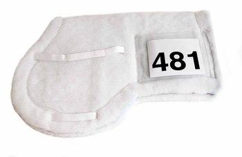 All Purpose Fleece Number Pad