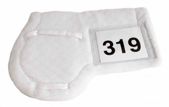 Close Contact Fleece Number Pad