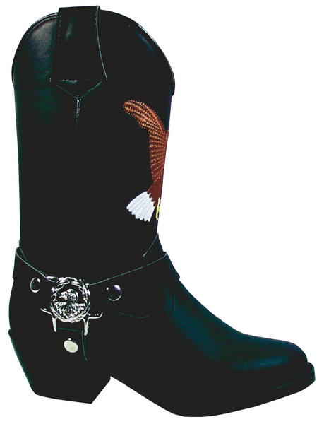 Smoky Mountain Youth Eagle Chopper Boot