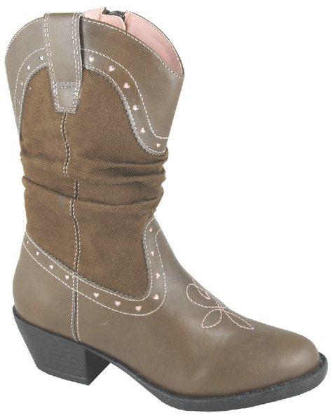 Smoky Mountain Child's El Paso Slouch Boot