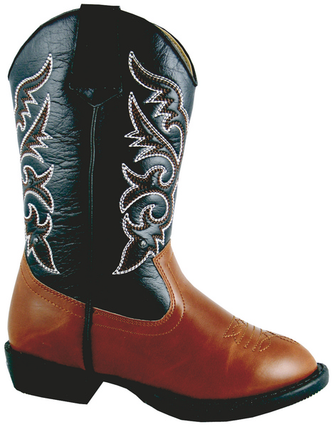 Smoky Mountain Child's Austin Lights Western Boot