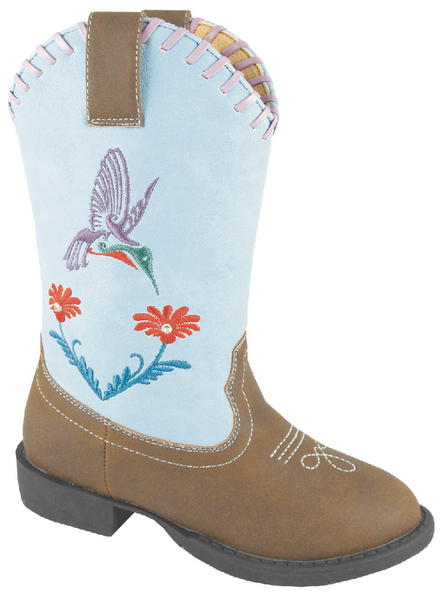 Smoky Mountain Toddler Austin Lights Boot - Hummingbird