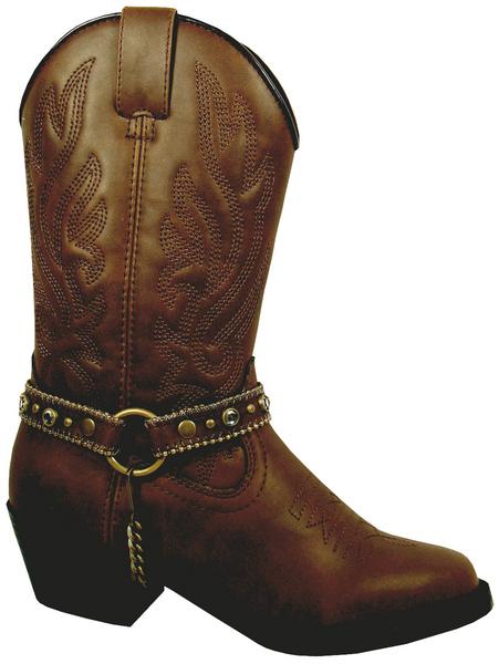 Smoky Mountain Child's Charleston Western Boot