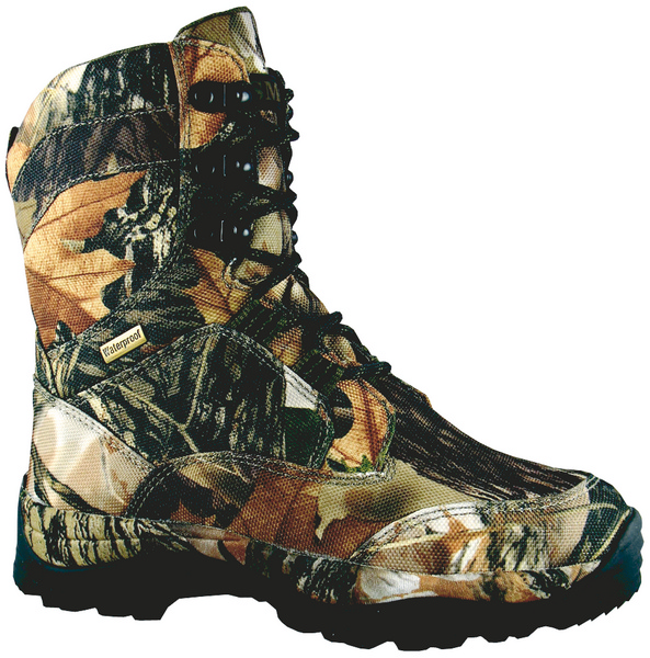 Smoky Mountain Youth Hunter Waterproof Lace-Up Boot