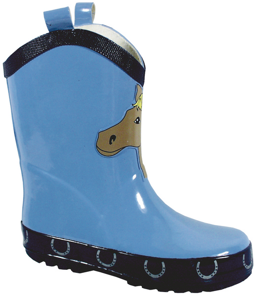 Smoky Mountain Child's Pony Rubber Boot