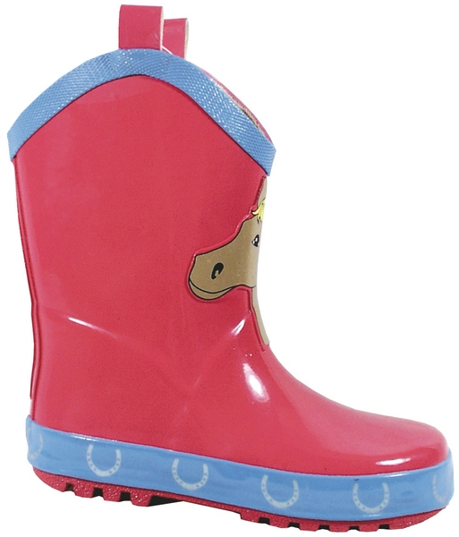 Smoky Mountain Toddler Pony Rubber Boot