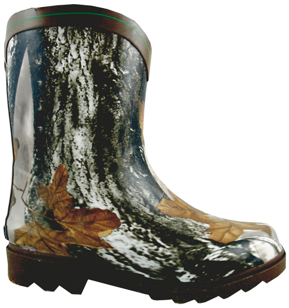 Smoky Mountain Child's Muddy River Rubber Boot