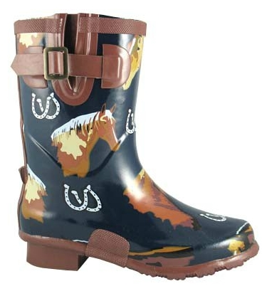 Smoky Mountain Child's Palamino Rubber Boot