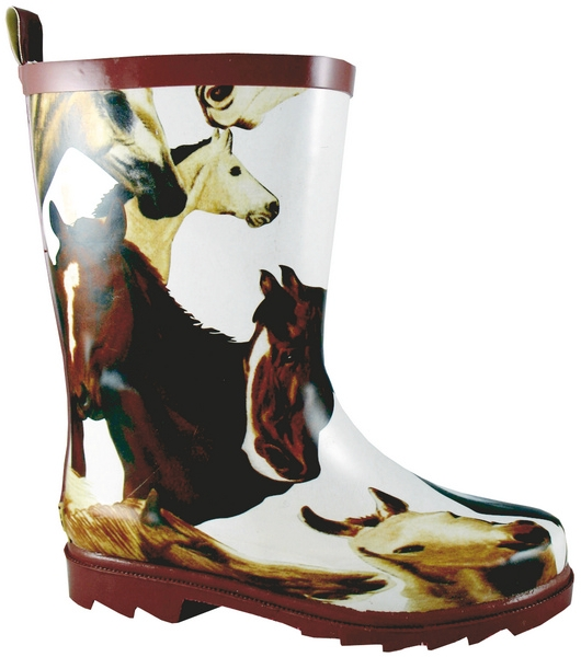 Smoky Mountain Child's Mustang Rubber Boot